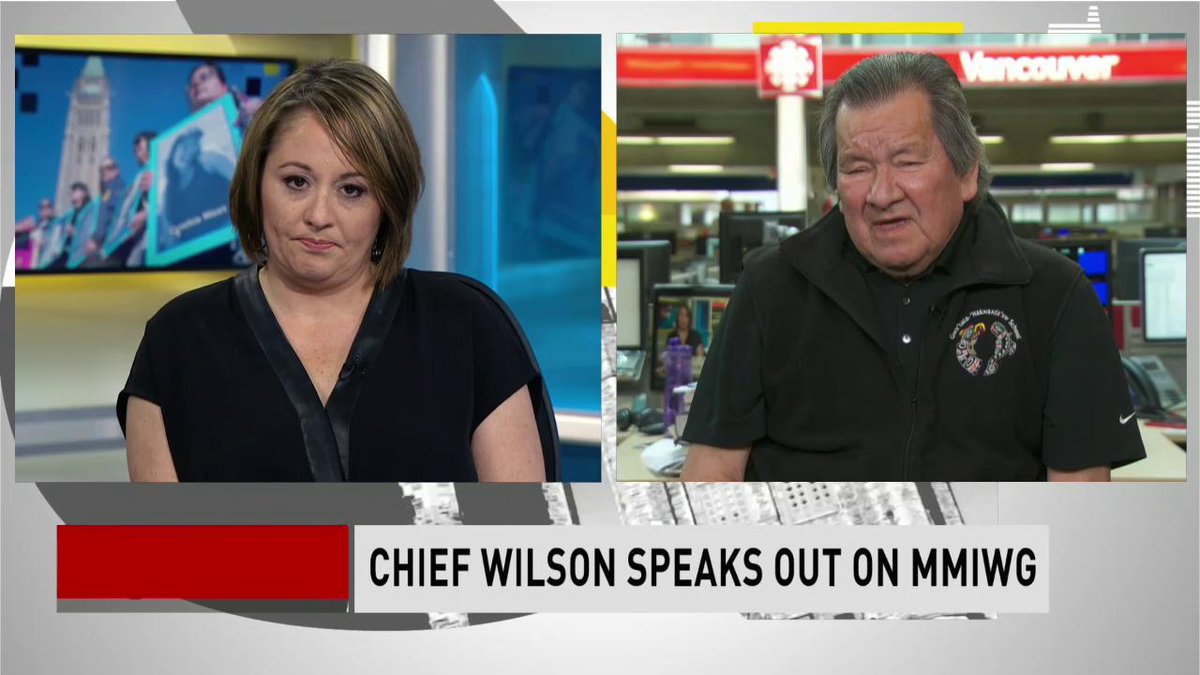 'It's become almost a farce' says Chief Bill Wilson, of lack of action...
