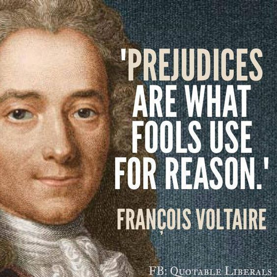 #Prejudices are what fools use for reason! #YesWeCan #live in #Peace #Quotes #Love #Unity #Acceptance #StandWithUs<br>http://pic.twitter.com/1jSqRFUyk4
