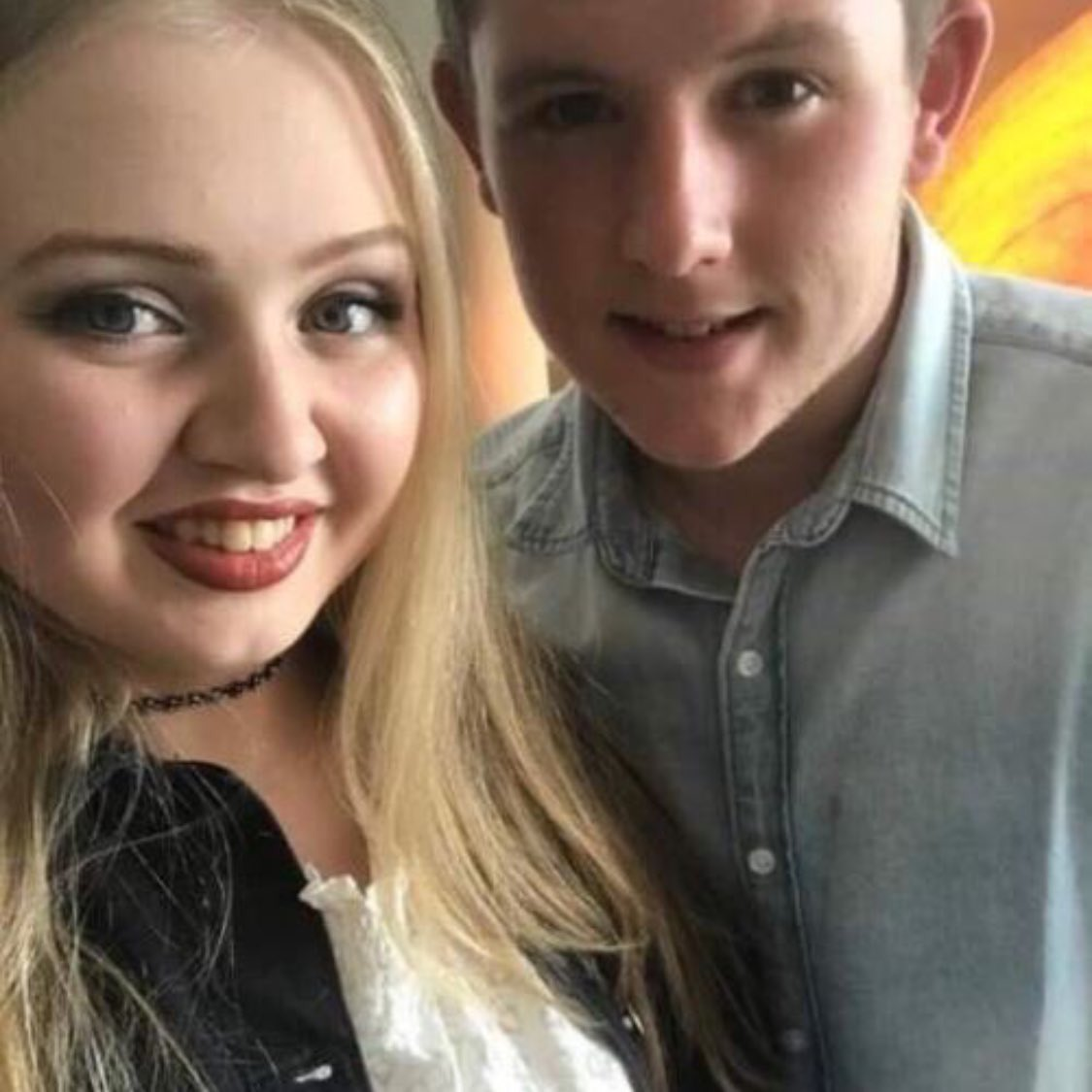 #RIP Liam Curry (19 years old) and Chloe Rutherford (17 years old). Both murdered by a coward in #Manchester<br>http://pic.twitter.com/AyX4ZEHWOQ