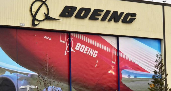 Boeing, DARPA to build prototype spaceplane https://t.co/ohY4TQdsMs