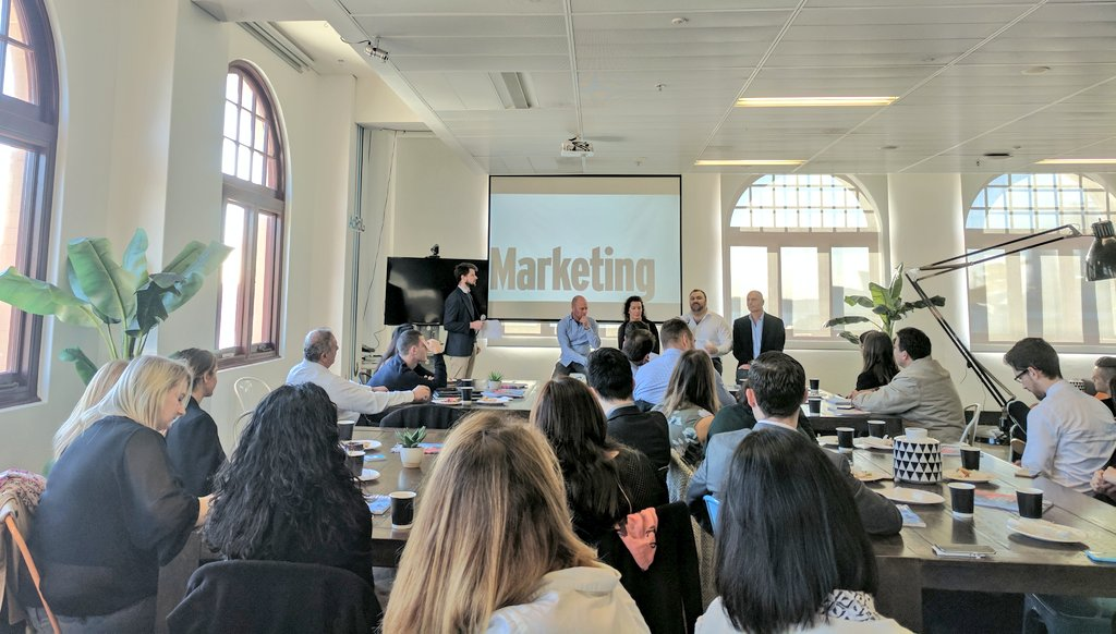 Insightful panel event: Retail rising to meet the cross device challenge with @MarketingMag  and @AdRoll  #marketing #attribution  <br>http://pic.twitter.com/H9zFi6Lqr8