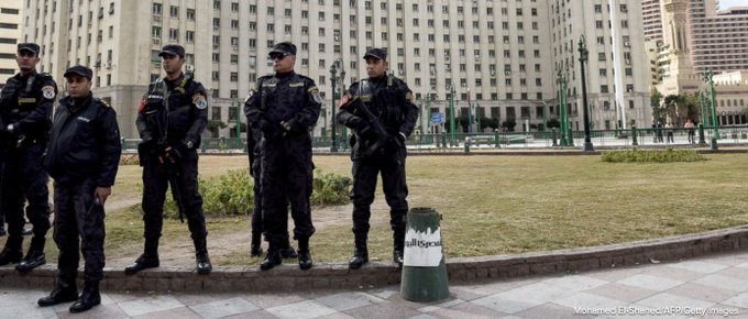 U.S. embassy in Cairo, Egypt issues security warning about potential threat posed by a 'terrorist organization.' https://t.co/nDo2BW8Z0J