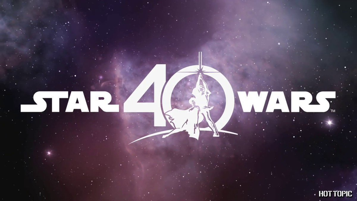 #StarWars40  Star Wars Is 40.. Makes Me Feel Really... Young. It&#39;s Kept Me Young At Heart. It Always Will... #StarWars #starwars40th<br>http://pic.twitter.com/wY3akS4qOc