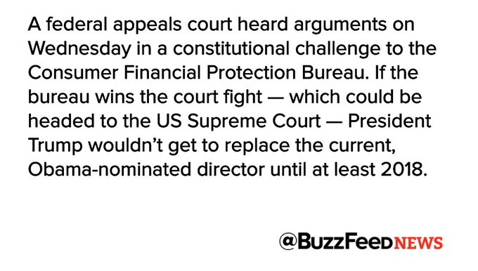 A fight over presidential power is working its way towards the US Supreme Court https://t.co/o0o88wdJyL
