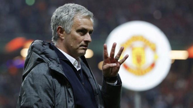 Mourinho no juega finales, las gana: 4 de 4 entre Champions y UEFA Europa League https://t.co/p5TuRwXA98 🏆