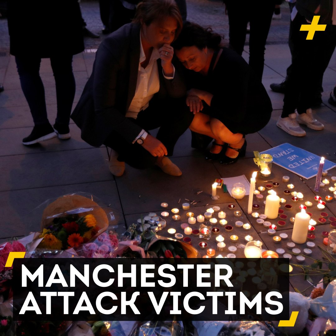 Police and family members have released some of the names of the 22 victims of the Manchester attack.
