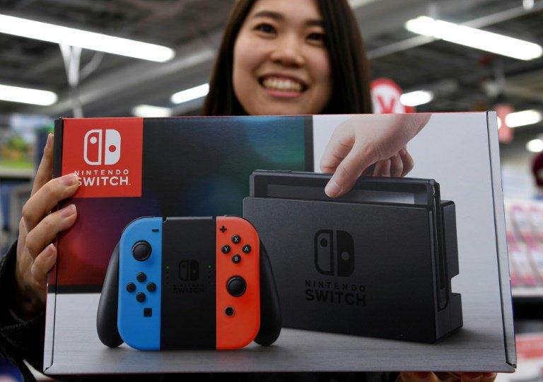 Com sucesso do Switch, ações da Nintendo disparam e chegam ao maior valor desde 2010 - https://t.co/aVrM13ZbSv