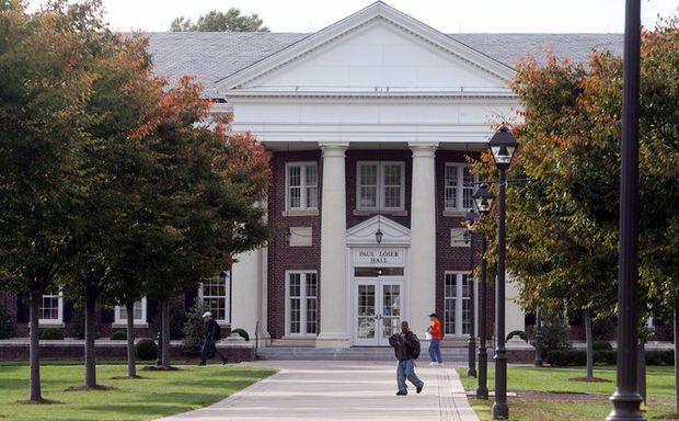 TCNJ building that honored segregationist renamed Trenton Hall https://t.co/ZYjmlWj12l