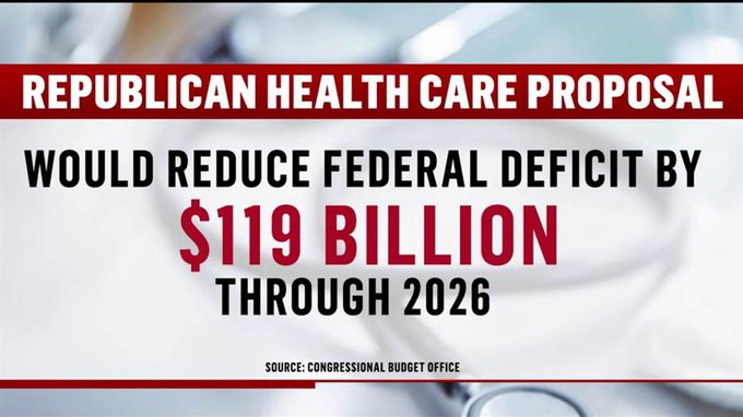 CBO unveils crucial report on GOP health plan https://t.co/1yp6R2OG5z