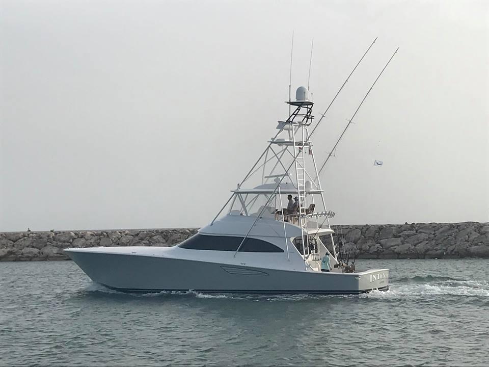 Casa de Campo, DR - Intents released a Blue Marlin.