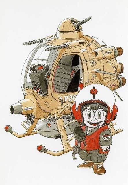 #INSPIRATION: Akira Toriyama&#39;s vehicle #Designs are just the bests. <br>http://pic.twitter.com/9Ixb9e3ui8