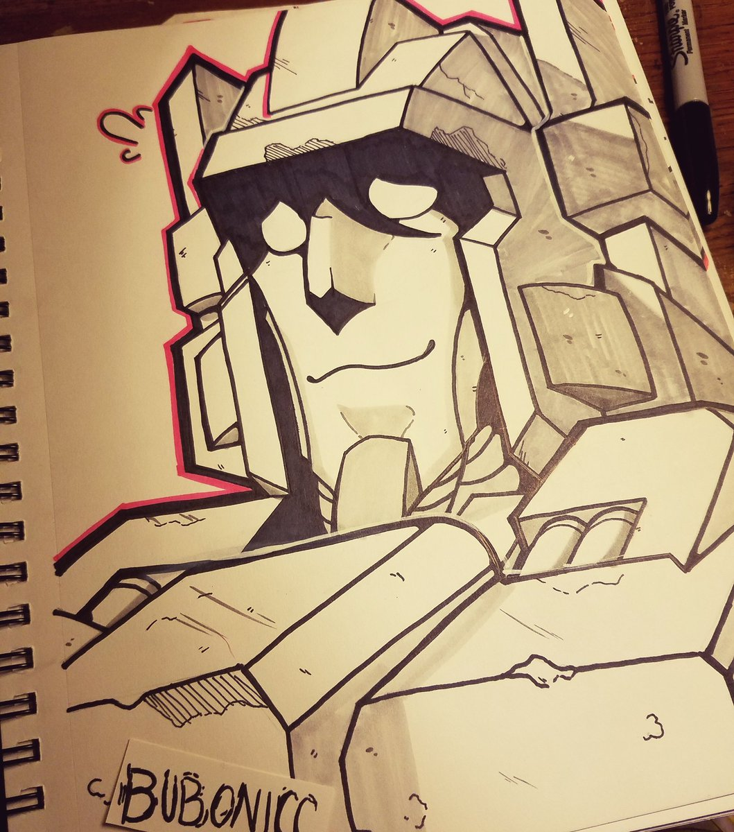 When bae tells you about their day and you genuinely love it because you love them #misfire #mtmte #transforners #sketch <br>http://pic.twitter.com/N7yg3Zgjyo