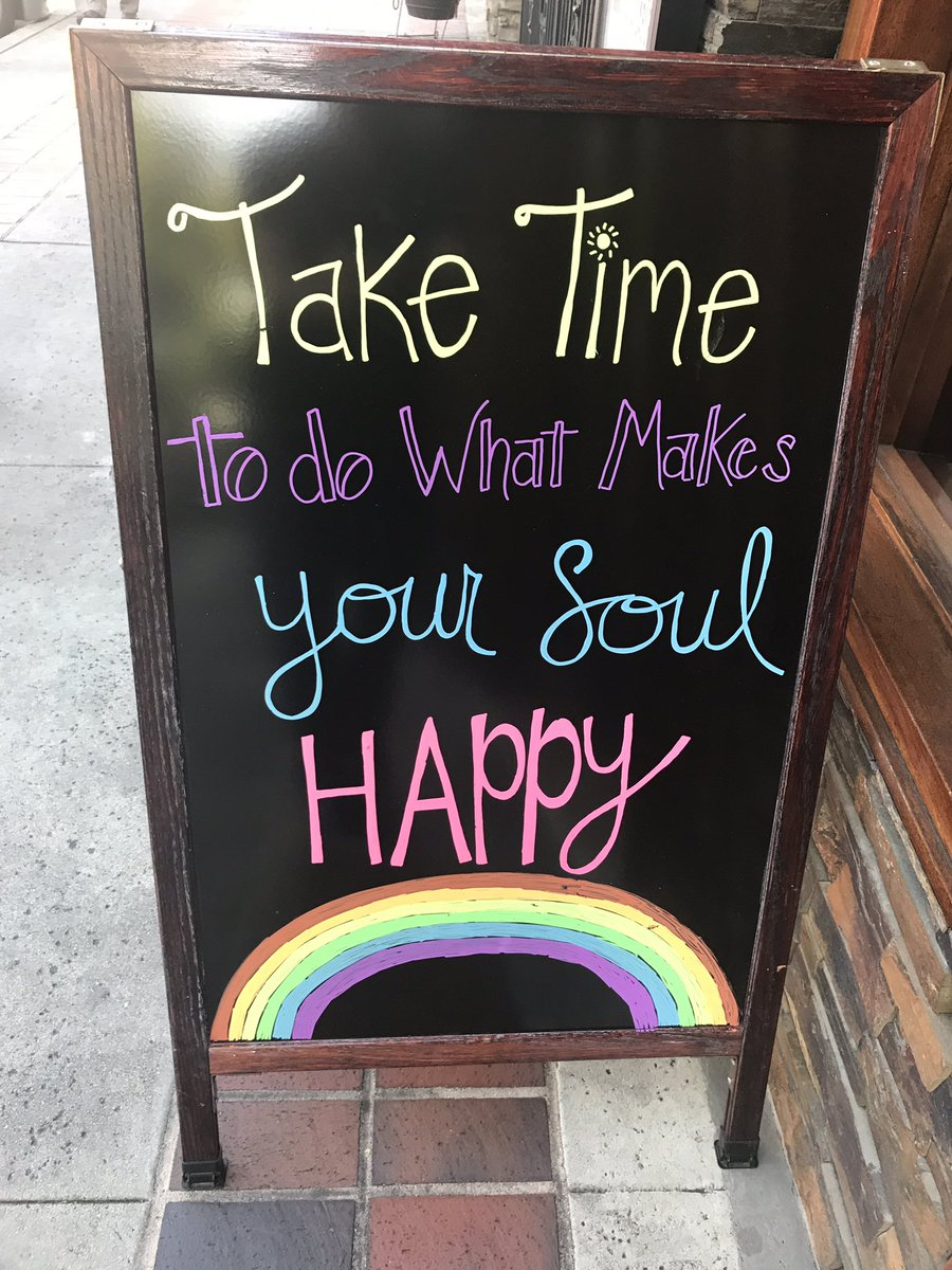 I keep taking what makes my soul happy and turning it into work