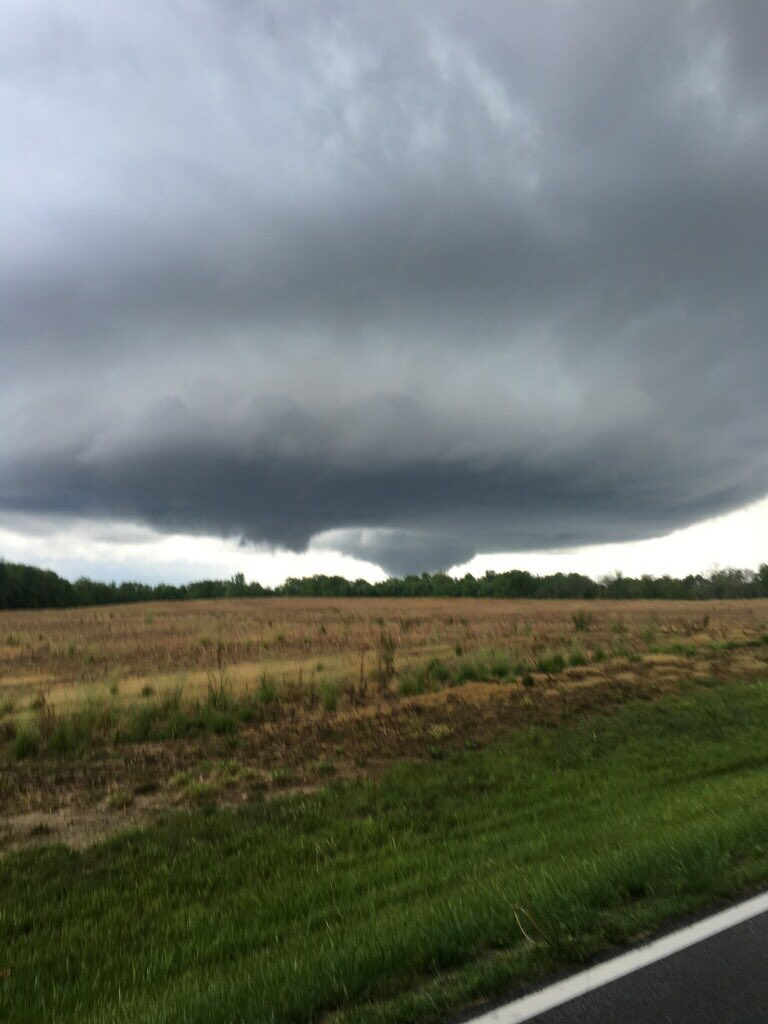 #GREENECOUNTY: My friend Michelle Baker got this shot along US 42 @whiotv https://t.co/i0IdwpF3FR
