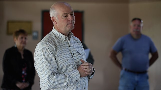 Montana GOP candidate accused of assaulting reporter on eve of special election | AUDIO: https://t.co/NhkqrDCS9f