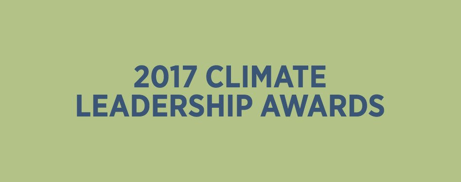 Nominate your susty-minded #school for a 2017 #ClimateLeadership Award!  http:// bit.ly/2oxdMhB  &nbsp;   #2017CLAs<br>http://pic.twitter.com/5jMWFaiuWF