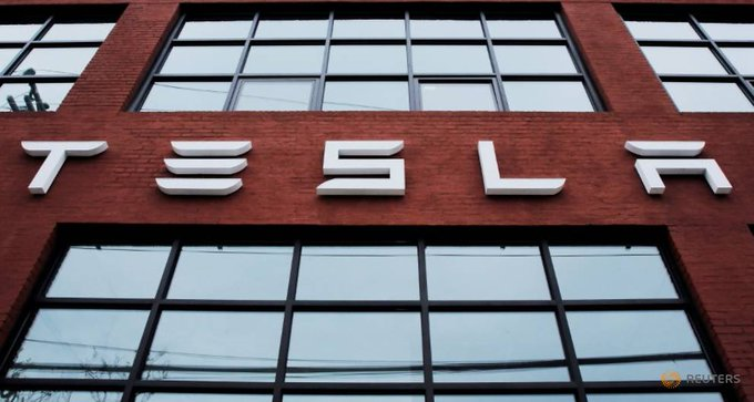 Worker advocacy group report says Tesla's injury rate higher than average https://t.co/n05jLbtliu