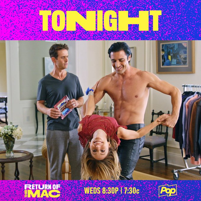 ARE YOU READY?!  A BRAND NEW EPISODE of TV's HOTTEST New Sitcom @JoeyMacProject is on NOW!  ONLY on my PEC-Tacular Cable Home @PopTV!! #BBAD