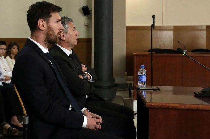 #LoMásLeído en Deportes: Mantienen pena de 21 meses de prisión contra Messi por fraude fiscal  https://t.co/cDqabQpVaW