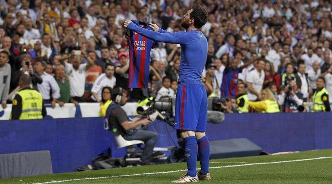 Messi se cuela en #LaLiga más blanca. MVP, mejor GOL, mejor PARADA, #El11 ideal... Esto han decidido los lectores 👉 https://t.co/rBMSw1RQgs