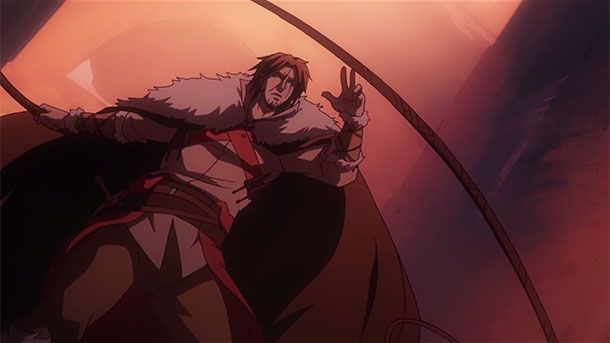 Netflix's upcoming animated Castlevania show gets its first teaser trailer. https://t.co/lL2GI2lMtI