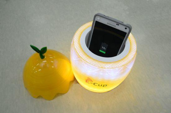 컵안에 두면 스마트폰 자동 충전되는 기술 개발 https://t.co/PHkir5TUYJ #zdk