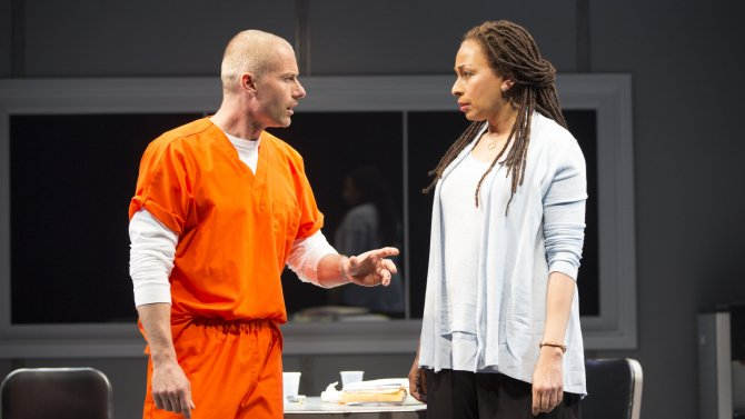 Off Broadway review: 'Building the Wall,' the hot-button drama about Trump's America https://t.co/csGHwEozmW