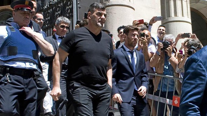 El Supremo confirma la condena a 21 meses de Leo Messi https://t.co/jfz947KdYP