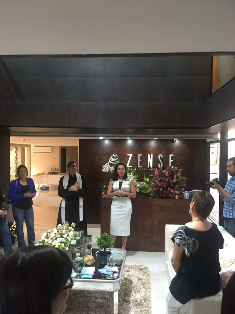 Special #Inauguration of #Zense #Spa #branding #naming #digitalmarketing #web<br>http://pic.twitter.com/RW43QgTtsw
