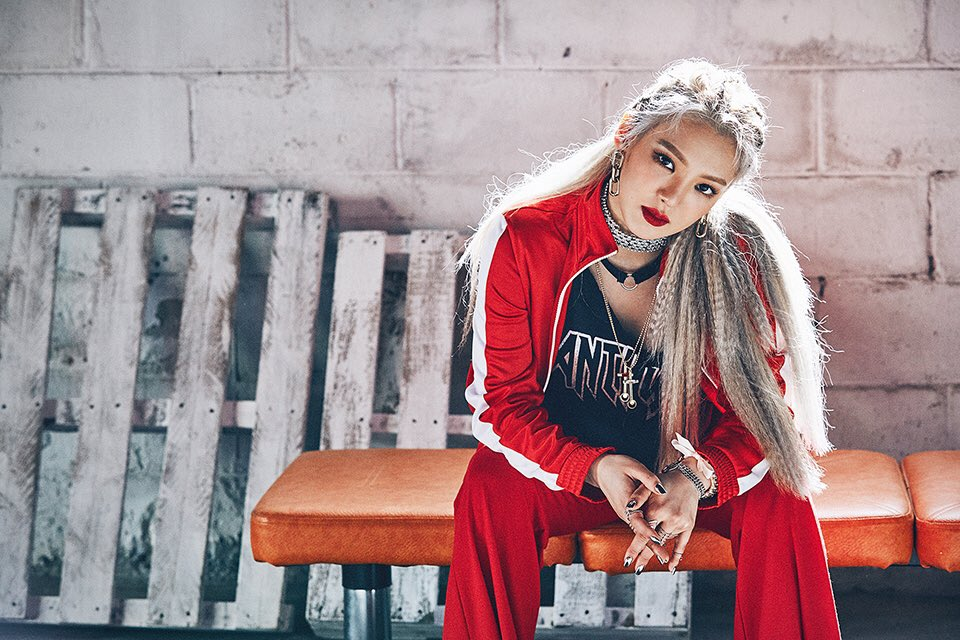 #HYOYEON to drop a new single '#Wannabe' featuring SanE June 1, 6PM(KST)