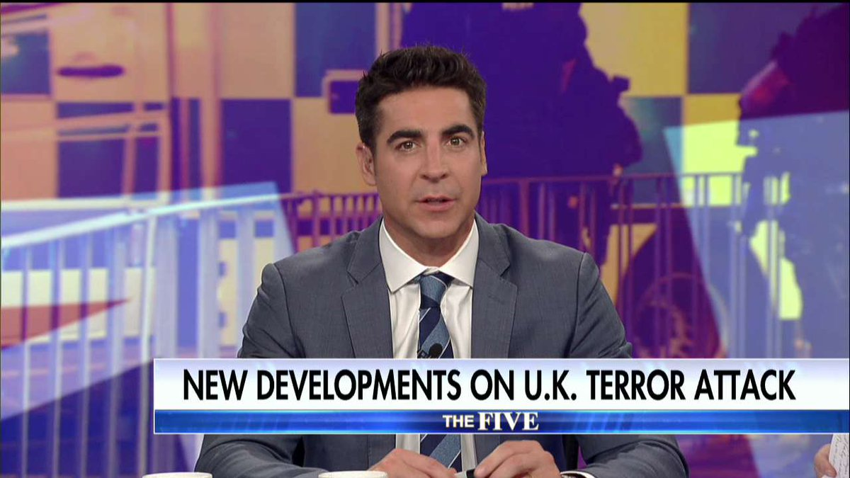 .@jessebwatters on current fight against terror: 'No one's reporting this is all the aftermath of a failed foreign policy.' #TheFive