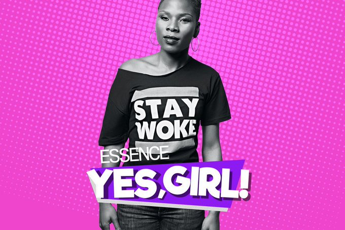 Our new #YesGirl podcast episode featuring the amazing @Luvvie is officially LIVE --> https://t.co/56u7smkNmx