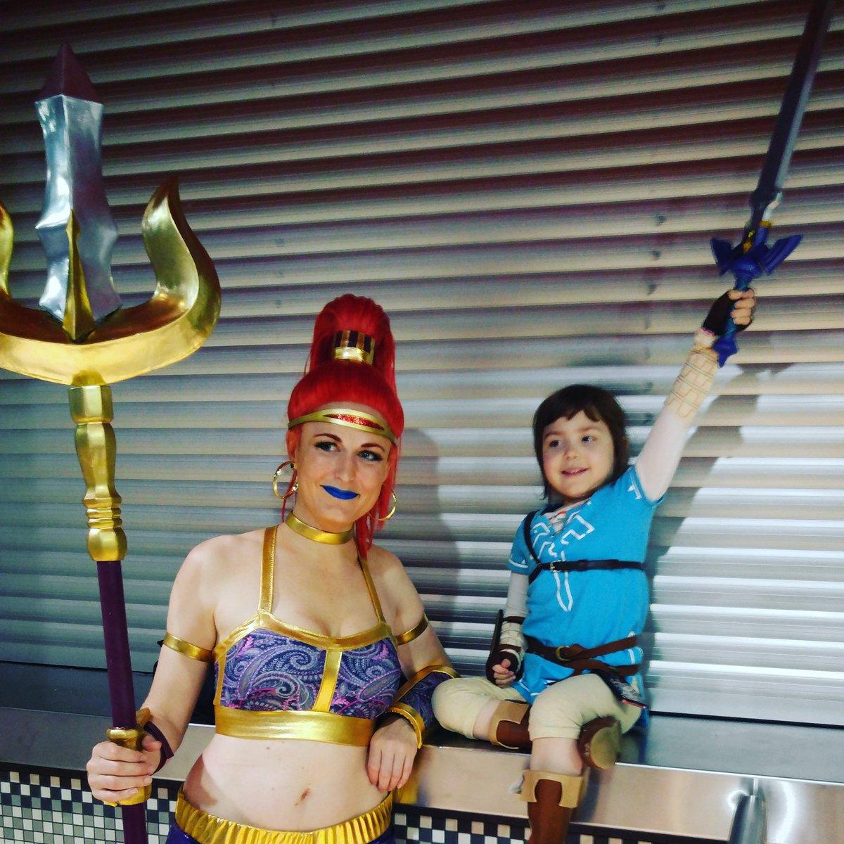 #acen2017 #kidcosplay #LoZ #Link #Callofthewild #LegendOfZelda So cuuute!<br>http://pic.twitter.com/sCHY5oegsN