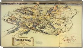 Walt #Disney's Original Hand-Drawn #Map of Disneyland Rediscovered and Slated for Auction  http:// buff.ly/2qQHz5x  &nbsp;   via @finebooks #archives <br>http://pic.twitter.com/i7CoChG5lS
