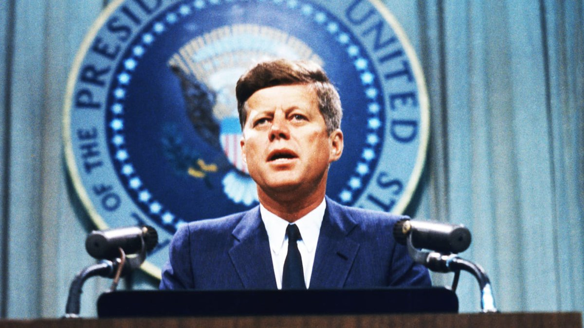 How President John F. Kennedy invented the modern press conference https://t.co/zXxgh3KQqM