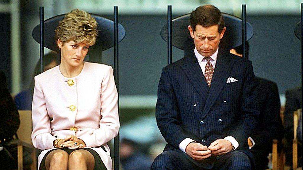 Documentário revela que Diana e Charles mal se conheciam antes do casamento. https://t.co/74zH92QIJe