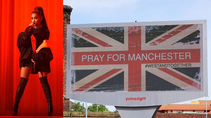 This week on #PopFeminist: How to fight hatred after the Manchester Terror Attack 👇