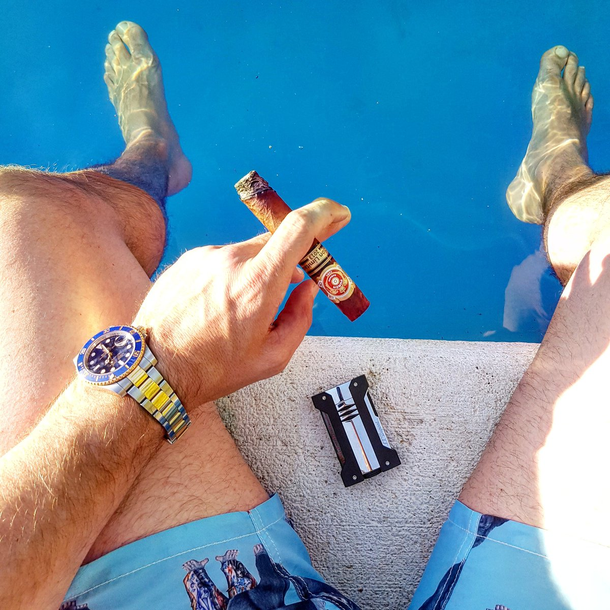 Have a lovely day people  #relax #cigars #pooltime #dupont #sunshine<br>http://pic.twitter.com/C0cnsJqC8n