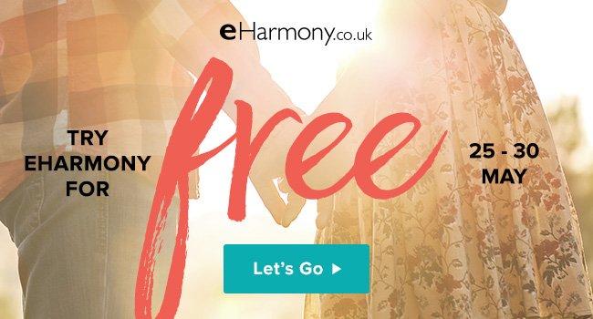 Eharmony co uk free trial
