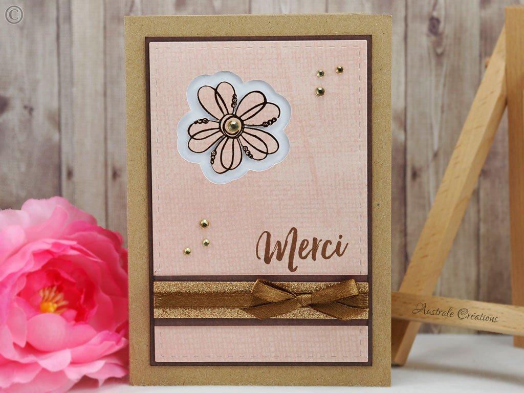 Carte : Lace Flower  https:// goo.gl/ZAd5YE  &nbsp;   #cardmaking #lace #flower #thankyou #carterie #fleur @La_Scraposphere<br>http://pic.twitter.com/vpJ5KnXK7b