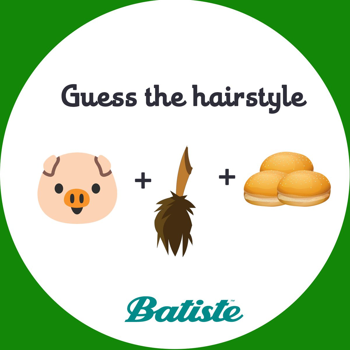Clue: Reminds us of our school days! Which hairstyle is this?  #ContestAlert #Contest #hairstyle #batiste #hairstyles #dryshampoo #hair<br>http://pic.twitter.com/KggoY0Ggdl