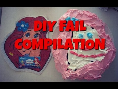 Epic DIY FAIL Compilation