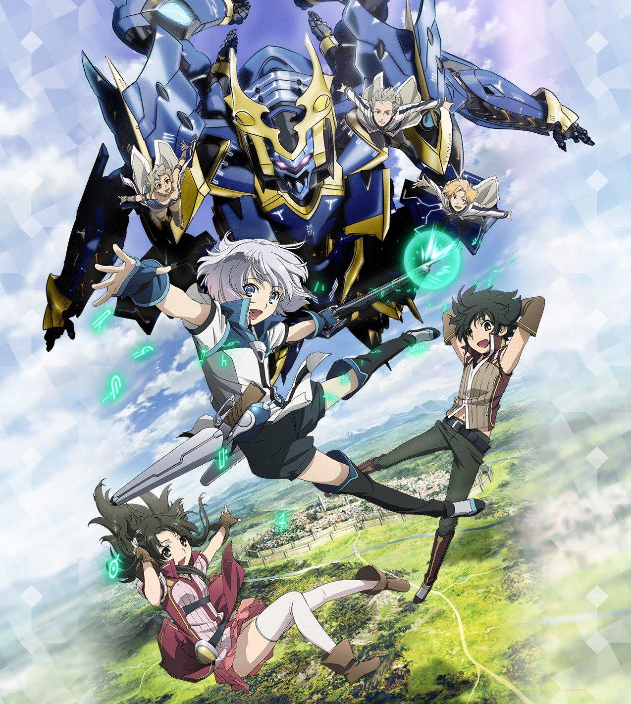 Anime Knights & Magic