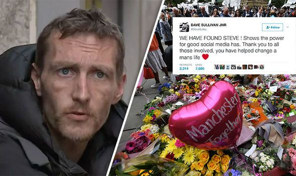 Manchester bombing: Homeless hero offered 'life-changing' opportunity by West Ham co-owner https://t.co/fxZEtZ4htA