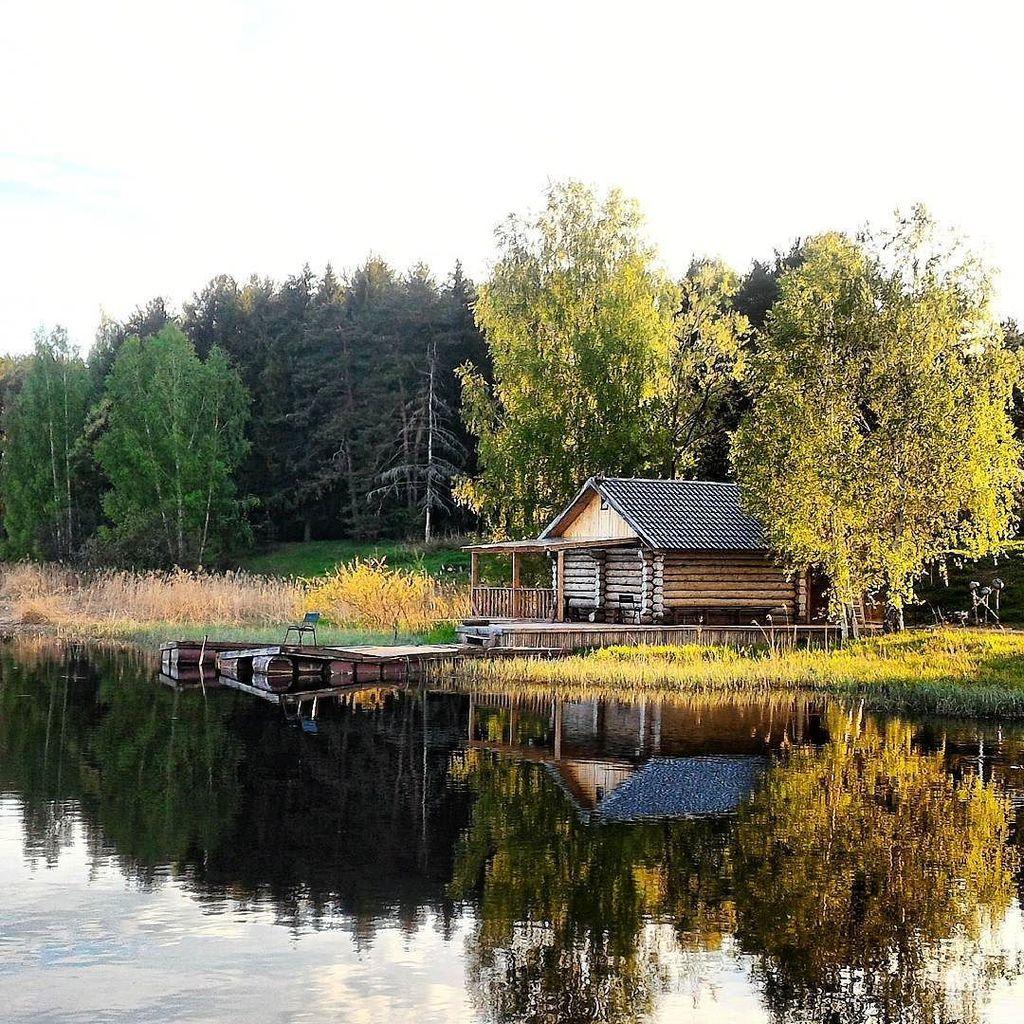 Картинки рыбацких домов