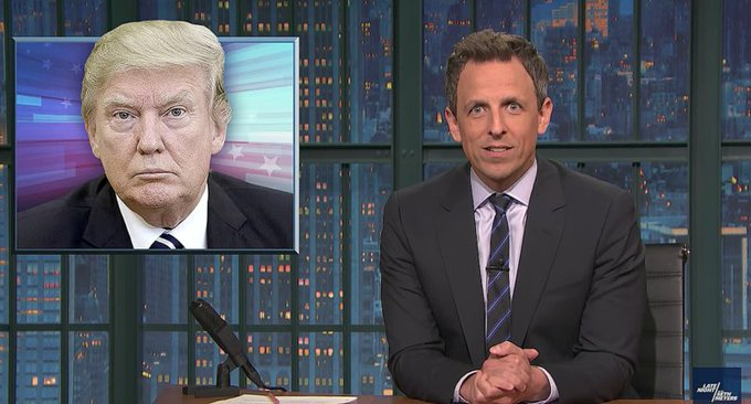 'Truly savage': Seth Meyers destroys Trump's 'cruel and unusual' budget proposal https://t.co/Q1DzJmThnn