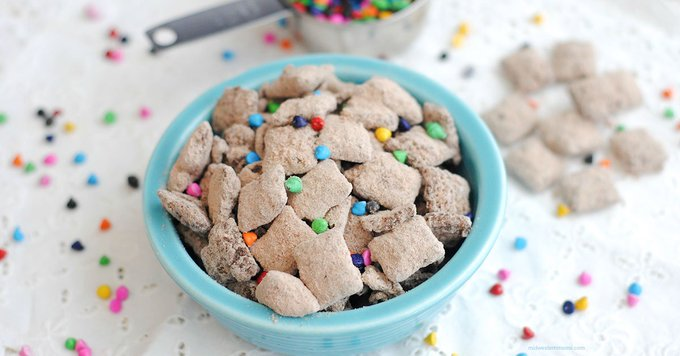 Cosmic Brownie Puppy Chow Recipe