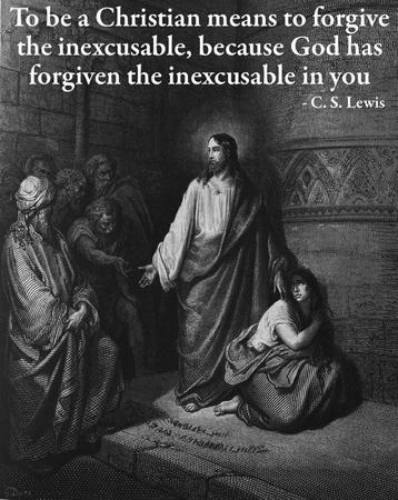 forgiveness jesus and lord essay How to accept christ as your savior jesus turn to the lord jesus christ for forgiveness by repenting, turning from your way to god's way.