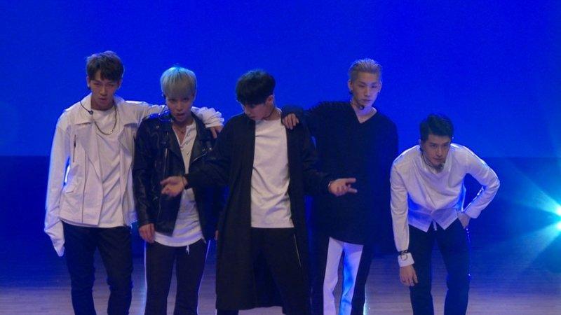 [HD영상] 비에이(Be.A) 쇼케이스, 타이틀곡 'Magical' 무대  #비에이 #BeA #Magical #가물치 https://t.co/uKaAt5LuxD