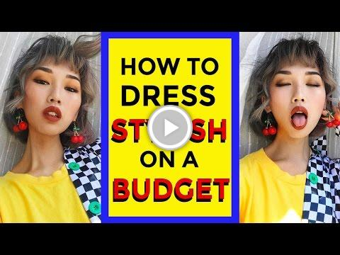 HOW TO LOOK STYLISH ON A BUDGET! #KickBackWithKaren